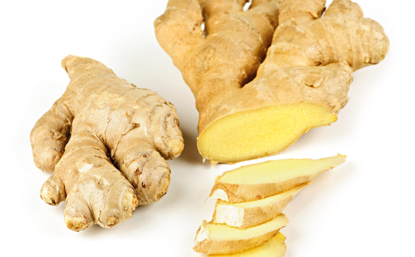 Ginger (the Local food of the Gods)