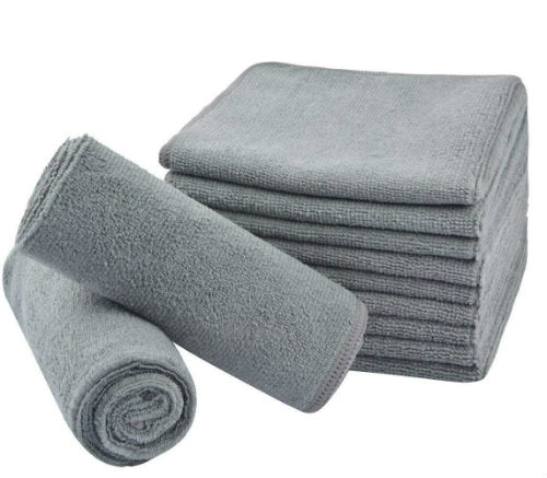 Grey Dish Rags