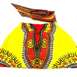 Dashiki skirt set