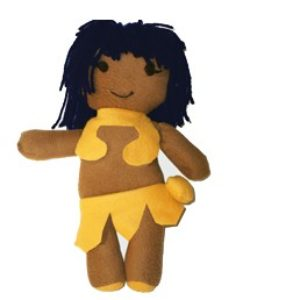 Anumari Plush doll
